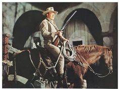 John Wayne in Big Jake