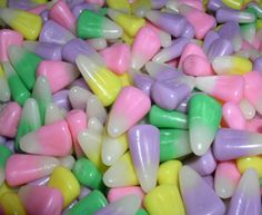 Easter Candy Corn -