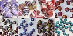 Paper bead tutorial diy