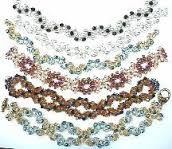 Resultado de imagen para crystal bracelet patterns