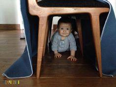 Gabi vai passar pelo tunel_foto 1
