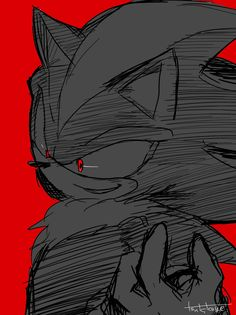Shadow: I won't destroy any of you unless *evil laughs* I get a bride. *smiles evily*       Me: *steps up* I will be your bride Shadow the hedgehog!!! (Shadows evil in this one but this is gonna be like beauty and the beast)