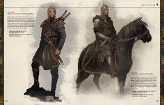 Symbaroum RPG: Archtypes (Swedish Edition, Image: Järnringen)