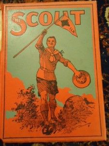 1931 THE SCOUT Baden-Powell vintage scouting scouts magazine annual book Pearson | eBay