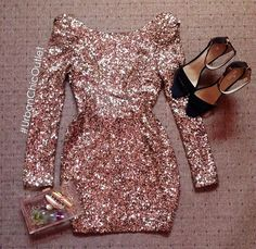 Ready to celebrate NYE with my favorite Going out dress party outfits going out outfits fashion style Hoco Dresses, Pretty Dresses, Homecoming Dresses, Beautiful Dresses, Evening Dresses, Formal Dresses, Looks Party, Dressy Outfits, Dream Dress