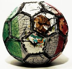 México¡¡¡....love this soccer ball