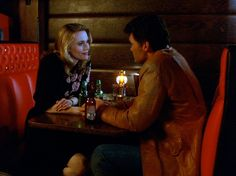 Disobeying curfew, Donna Hayward (Lara Flynn Boyle) sneaks off to the Roadhouse Bar and manages to set off a knock-down, drag-out brawl in season one. The exteriors of the small town's favorite watering hole can be found at the Fall City Roadhouse and Inn in Fall City, Washington