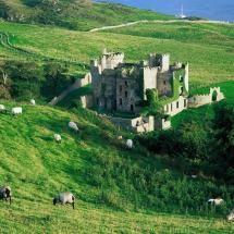 Clifden Caslte, Ireland