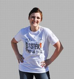 Sister Missionary shirt by Smudged Sisters
