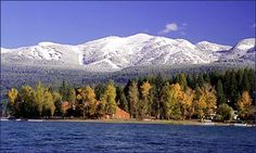 Whitefish- Montana- USA. Currently living here. Almost 8 years