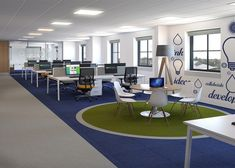 Commercial Offices – Spatial Design Offices, Conference Room, Commercial, Table, Furniture, Design, Home Decor, Decoration Home, Room Decor