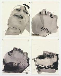Marlene Dumas [good website for list of drawing artists]