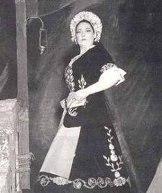 Il galà della musica The music gala Renata Tebaldi in La Wally