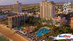 The Inn At Mazatlán es un hotel para disfrutar unas vacaciones en la playa, cercano a los sitios atractivos deMazatlán, a centros comerciales y restaurantes. La propiedad es ideal para viajes de negocios y familiares por sus instalaciones, servicios y amplias suites. Cuenta con un completo spa y más de 250 m² de espacio para reuniones y eventos. #OjalaEstuvierasAqui