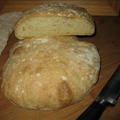Ciabatta Bread Recipe on BigOven: Found in response to a request for a bread machine recipe for Ciabatta Bread. I love this stuff. It is one of the best breads I make!