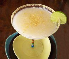 Key Lime Colada  ■1 oz. Liquor 43■1 oz. Vanilla Rum  ■1-1/2 oz. Key Lime Juice  ■1 oz. Pina Colada Mix  ■1-1/2 oz. Pineapple Juice  ■1 teaspoon sugar  ■1 cup ice