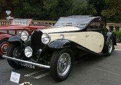 1929 Bugatti Type 46 - fvl