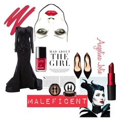 The Actress by nikivamos on Polyvore
