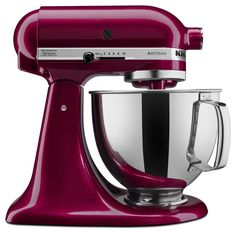 KitchenAid 5-Qt. Artisan Series with Pouring Shield