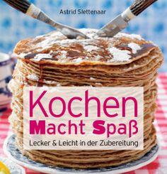 We translated 'Kochen macht Spass' from Dutch into German.