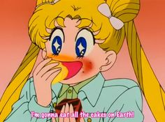 discovering that sailor moon is my spirit animal. so many choice quotes.
