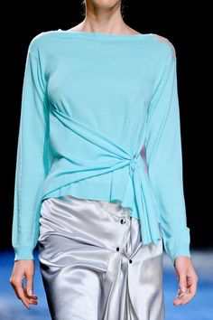 Nina Ricci at Paris Fashion Week Spring 2013 - Livingly