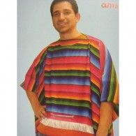 Multi Coloured Poncho $34.95 A349500