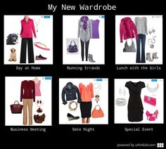 Answers to the question what should I wear. Fashion over 40  www.retiredhousewife.com
