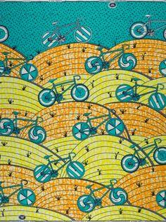 Vlisco VLS6UA6.014.04 Super Wax Fabric