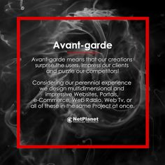 💣 Avant-garde means that our creations surprise the users, impress our clients and puzzle our competitors! 💣 Considering our perennial experience, we design multidimensional and impressive website, Portals, e-Commerce, Web Radio & TV, or all of these in the Project at once! 🌐 The Internet never stops! Your business does? ☎ Call us 24/24, 365 days per year at +30 210 422 1 422 #webdesign #digitalmarketing #livestreaming #website #eshop #netplanet Perennial, Web Development, Ecommerce, Digital Marketing, Web Design, Puzzle, Website, Tv, Business