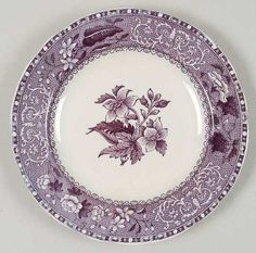 Spode, Camilla Purple at Replacements, Ltd