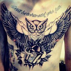 20 tatouages hors du commun en noir et blanc pour faire le plein d'idées !
