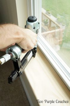 How To: Replace An Interior Window Sill
