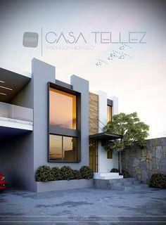 Encuentra las mejores ideas e inspiración para el hogar. Ampliacion Casa Tellez por Besana Studio | homify