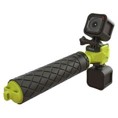 Step up your aquatic filmmaking game when you attach up to 2 cameras to this floating GoPro grip. #dronetips #FilmmakingTricks
