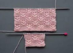 Başak Odaları Örgü Modeli Bayan Yelek ve Bebek Battaniyesi Örneği | Kolay Hobiler Knitting Terms, Knitting Blogs, Knitting Kits, Knitting Stitches, Easy Sweater Knitting Patterns, Intarsia Knitting, Crochet Bikini Pattern, Crochet Patterns, Cross Stitch Pattern Maker