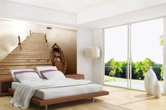fototapete schlafzimmer - Google-Suche
