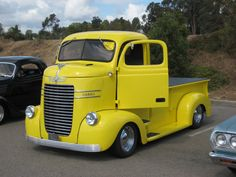 cabover trucks | ... heavily modified Dodge COE (cab over engine). Have you ever seen one