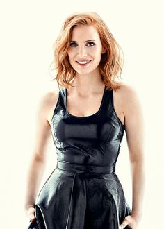 """breathtakingqueens: """"Jessica Chastain photographed by Brian Bowen Smith for Modern Luxury (May 2016) """""""