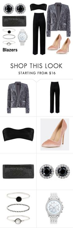 """""""Blazers"""" by nora-amjed ❤ liked on Polyvore featuring Steffen Schraut, Marni, Norma Kamali, Accessorize and Lane Bryant"""