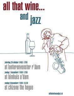 Wijnmarkt All that Wine and Jazz is de leukste van Nederland