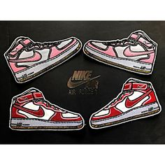 NIKE AIR FORCE 1 Patch