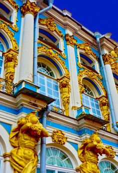 Photograph Catherine Palace by Chris Taylor on 500px St.Petersburg