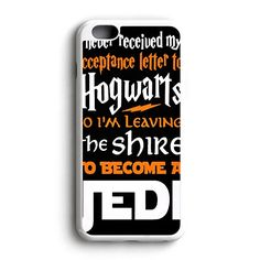 Hogwarts Shire Jedi Am Fit For iPhone 6 Hardplastic Back Protector Framed White FR23 http://www.amazon.com/dp/B016ZQ9MEM/ref=cm_sw_r_pi_dp_d4yowb1KCACVX