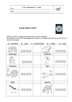 fichas de trabalho sobre historia a que sabe a lua - Pesquisa do Google Fall Crafts, Teacher, Books, School, Worksheets, Teaching Supplies, Dyslexia, History, Initials