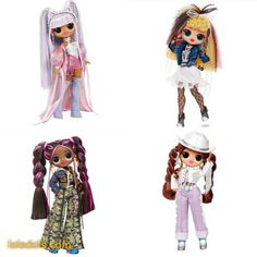 L.O.L. Surprise! ReMix OMG - Review - LolsDolls What Is Lol, Poupées Our Generation, Harry Potter Dolls, Girls Dollhouse, Barbie Fashionista Dolls, Marvel Photo, Disney Princess Art, Doll Stands, Lol Dolls