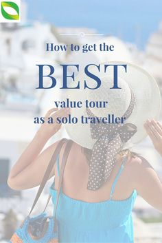 Solo travel tips: For solo traveller hacks on scoring an amazing budget tour, read our guide here! https://mozo.com.au/travel/how-to-get-the-best-value-tour-as-a-solo-traveller