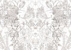 Pretty Little Liars - Lori Field  silverpoint drawing doubled  #silverpoint #prettylittleliars #mirrorimage #seeingdouble