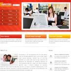 Free website templates/Computer
