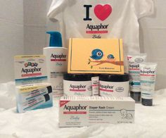 Aquaphor Diaper Rash Cream Review #AquaphorIt #SPON | Amy and Aron's Real Life Reviews